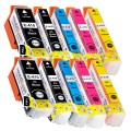Epson 410XL- T410XL 10-Pack Extra High-Capacity Epson Compatible ink Cartridges