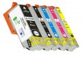 Epson 273XL- T273XL 5-Pack Extra High-Capacity Epson Compatible ink Cartridges