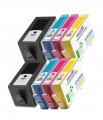 HP 920XL 8-Pack Compatible Premium ink Cartridges
