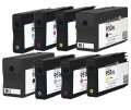 HP 950XL - 951XL (C2P01FN) 8-Pack HP Compatible Extra High-Capacity Premium ink Cartridges