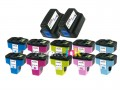 HP-02 ( HP 02 ) 12-Pack HP Compatible Premium ink Cartridges
