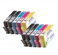 HP 564XL 10-Pack Compatible Premium ink Cartridges