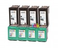 HP 96 - HP 97 (C8767WN - C9363WN) 8-Pack Remanufactured Premium ink Cartridges